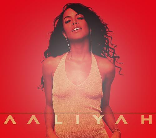 Обложка альбома Aaliyah