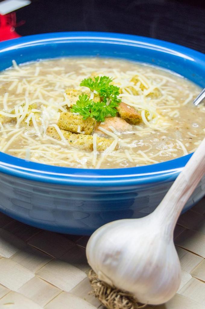 рецепты национальных супов