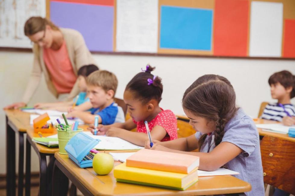 Получение знаний в школе