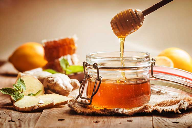 мед лимон чеснок льняное масло польза