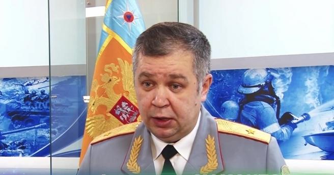 Генерал А.С. Мамонтов