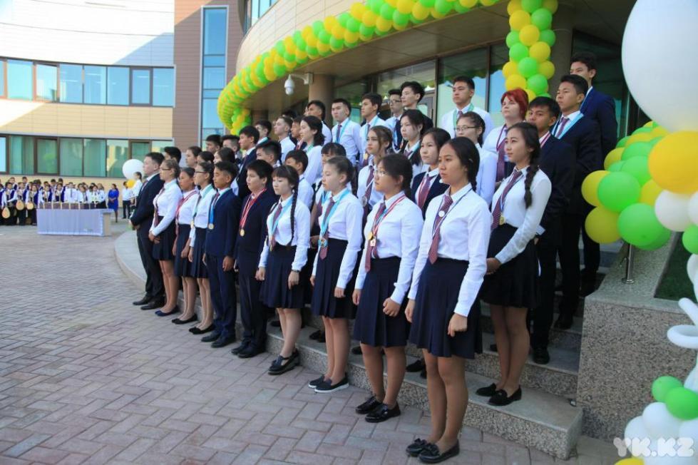 школа Усть-каменогорска