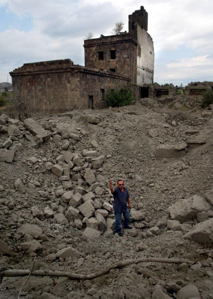 Последствия конфликта в Южной Осетии