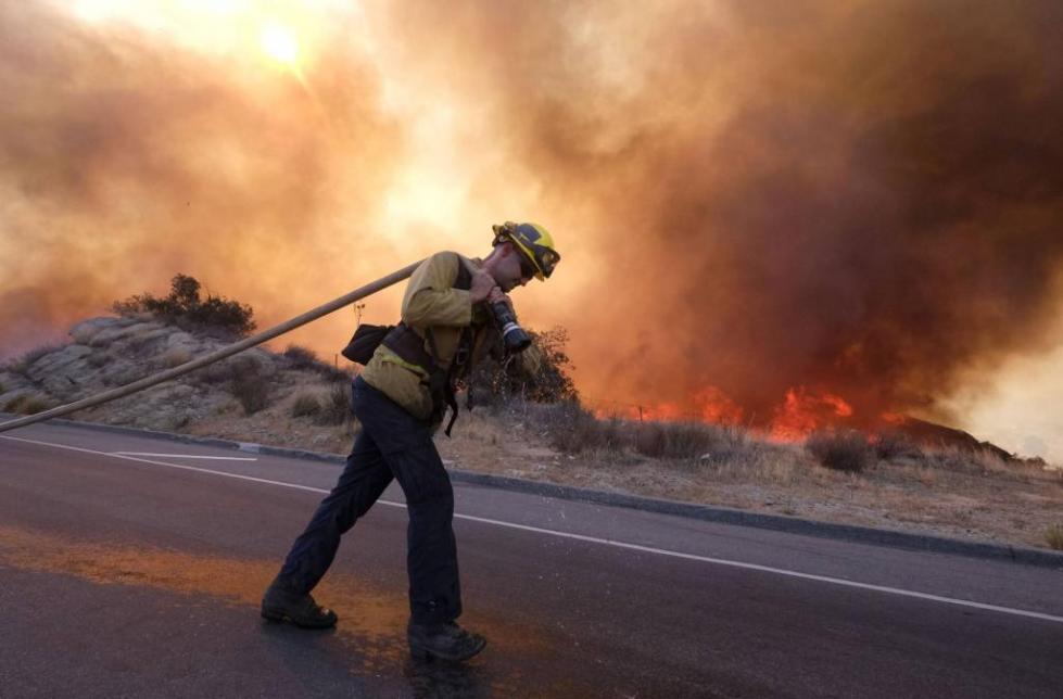 Обязанности пожарных