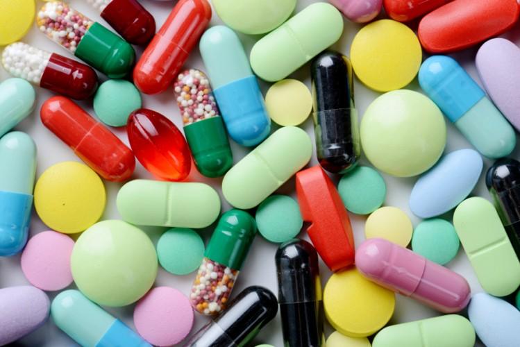 Разнообразие антибиотиков.