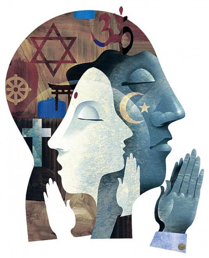 различные религии