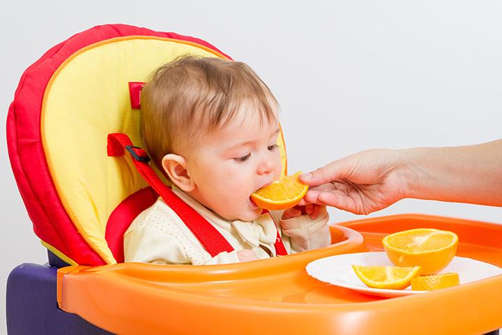 Когда можно давать апельсин ребенку и в каком возрасте