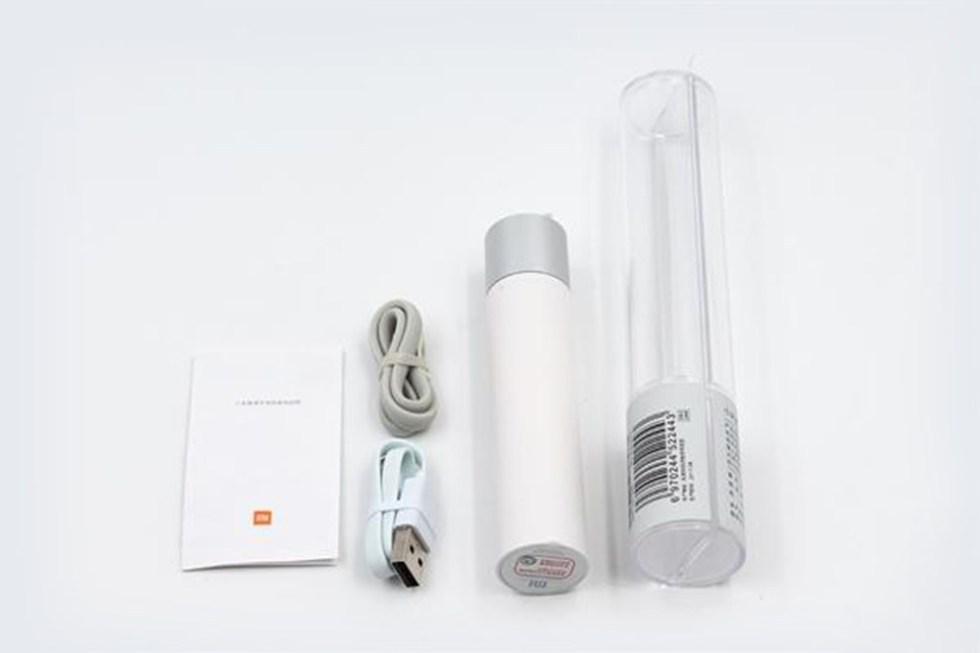Фонарь Xiaomi с зарядкой