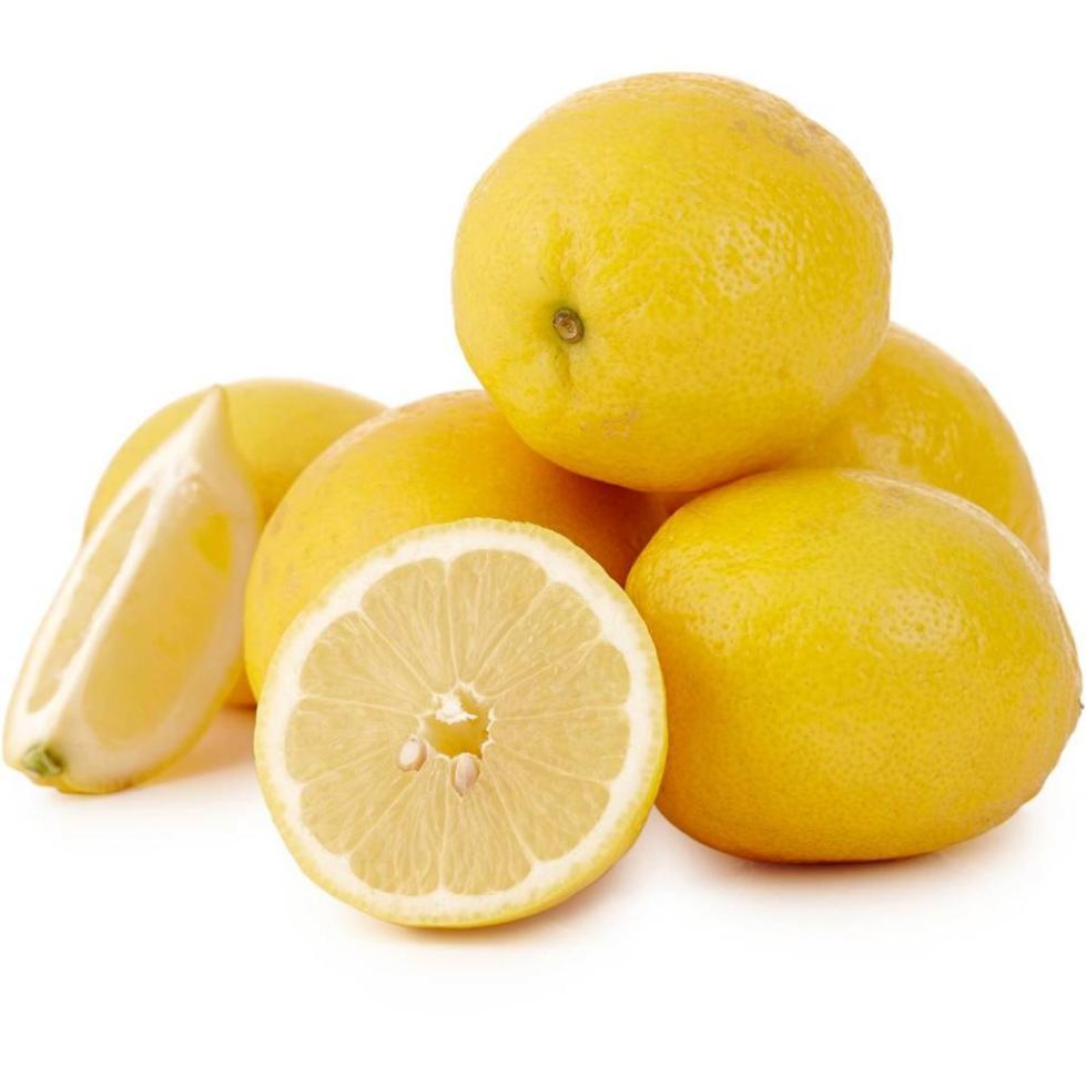 Польза лимона для ногтей