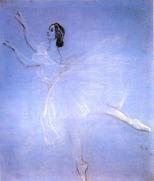 Анна Павлова, балет Сельфиды
