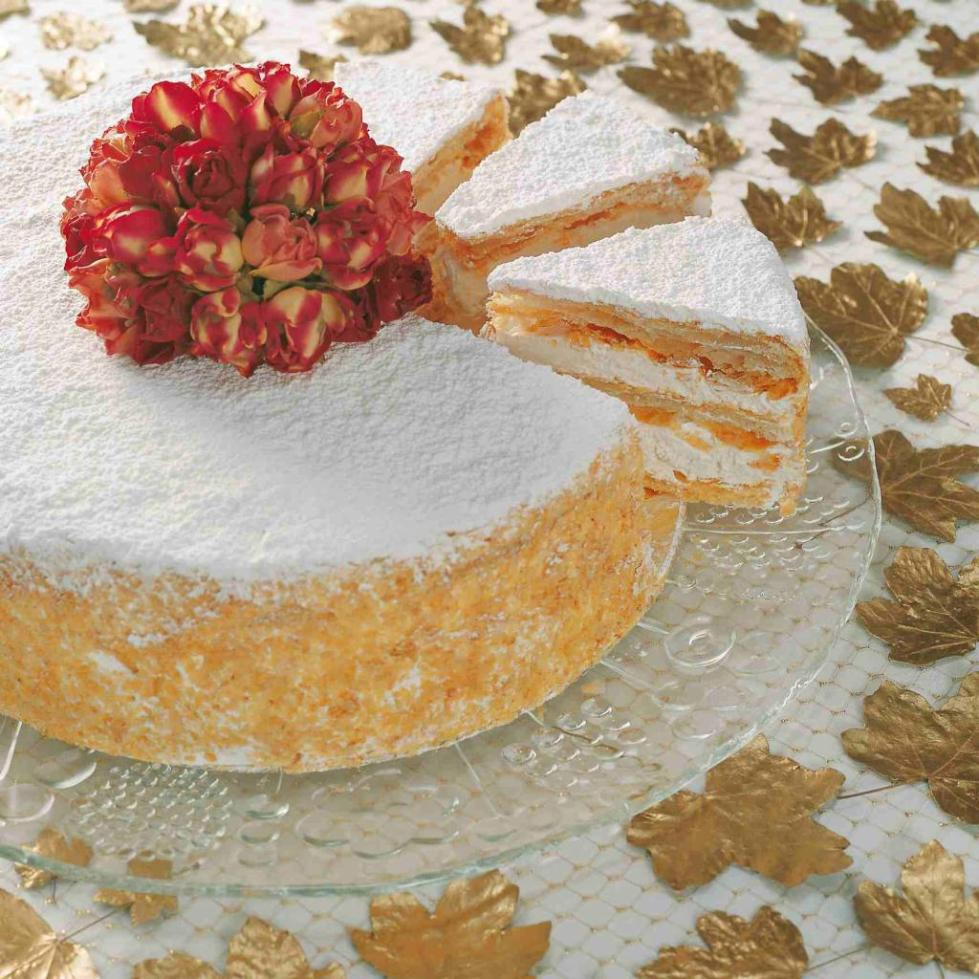 торт с печеньем савоярди и маскарпоне