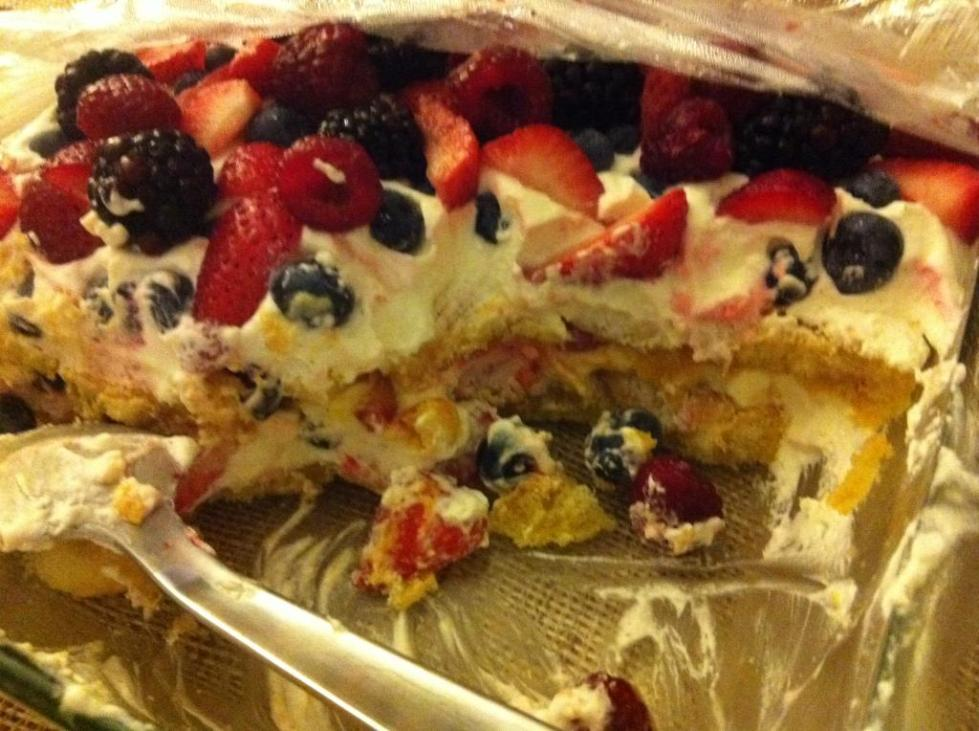 торт тирамису с маскарпоне и печеньем савоярди