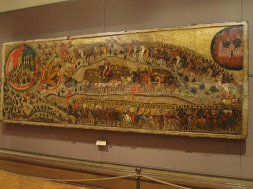 Икона в Третьяковской галерее