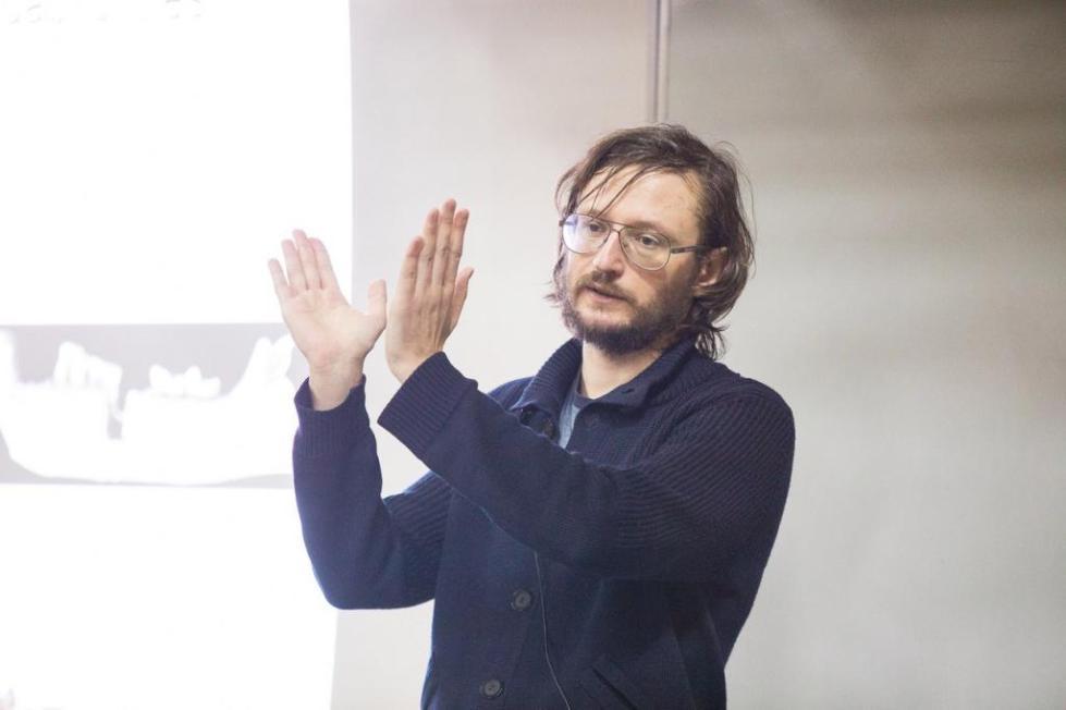 Антрополог Станислав Дробышевский
