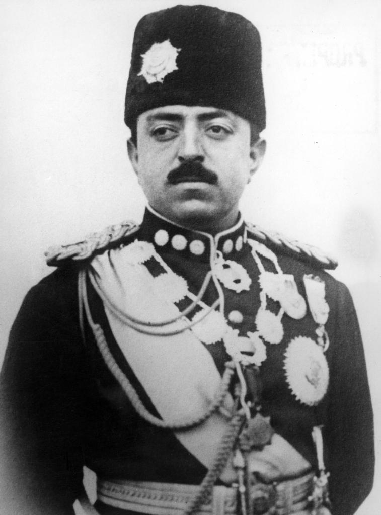 Эмир Аманулла