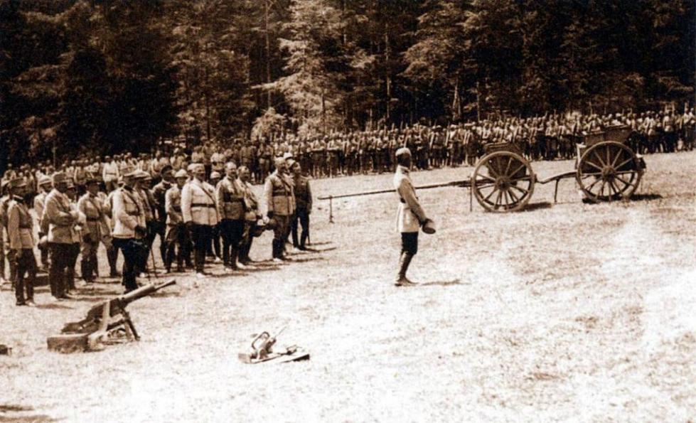 1 окончание первой мировой войны