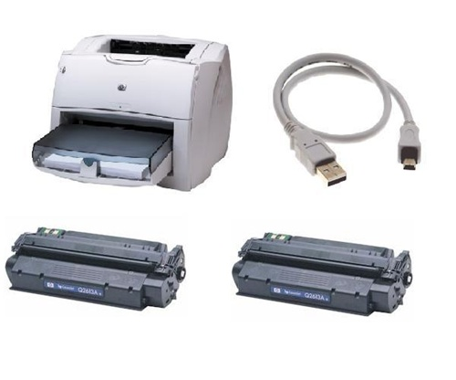 HP LaserJet 1000 Series