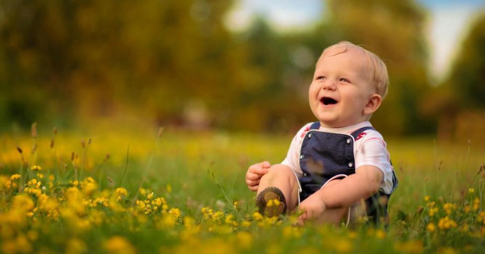 Солнце в Раке ребенок