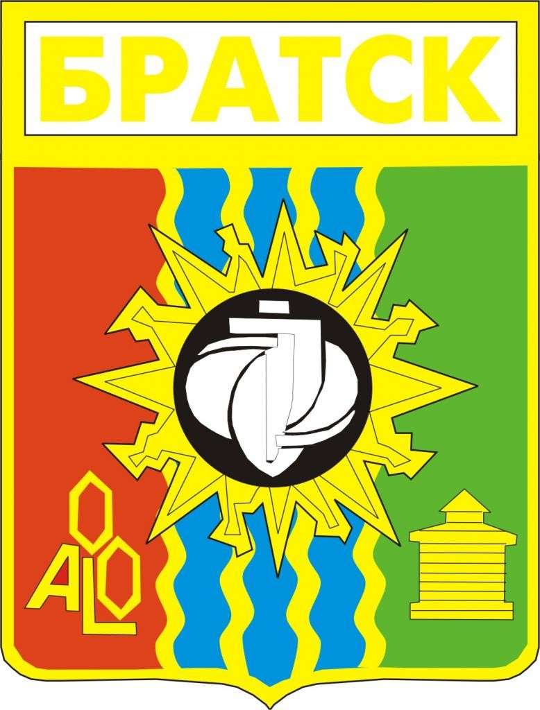 Старый герб Братска