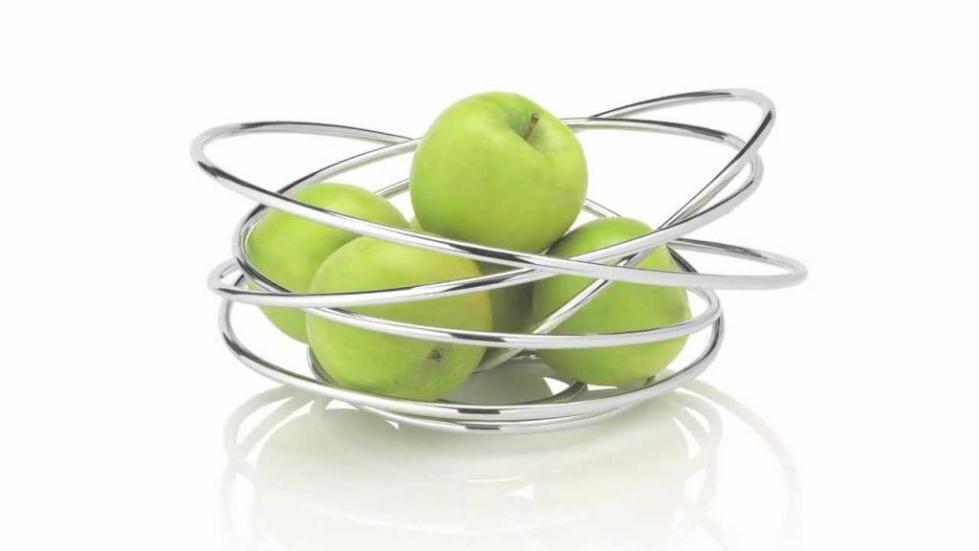 фруктовница металлическая ярусная