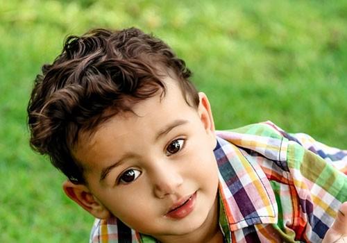 Мусульманский мальчик