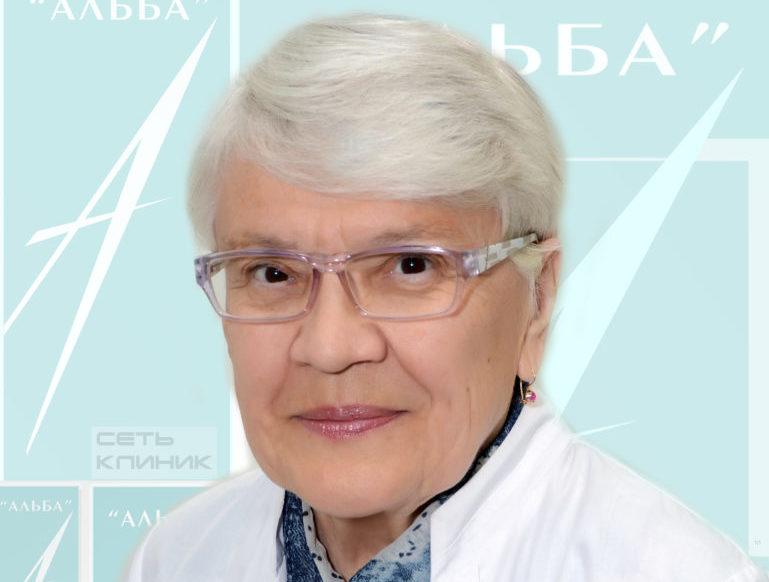 Валентина Ивановна Смирнова