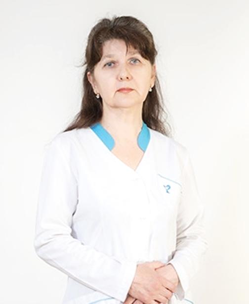 Вера Алексеевна Раздрогова