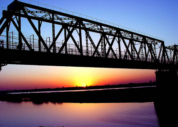 город на реке сунгари