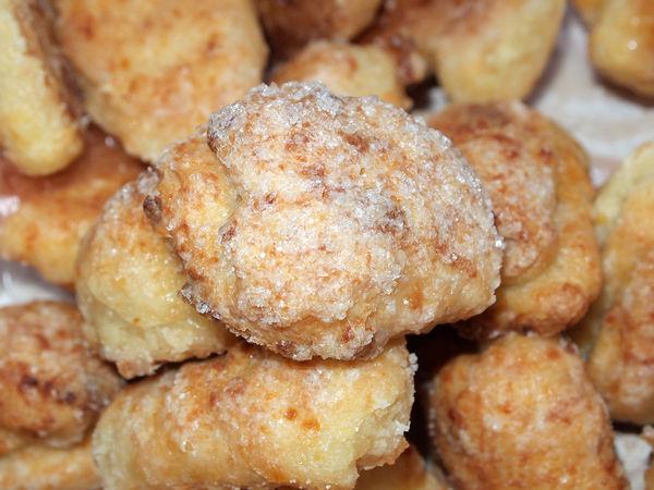 печенье поцелуйчики пошаговый рецепт