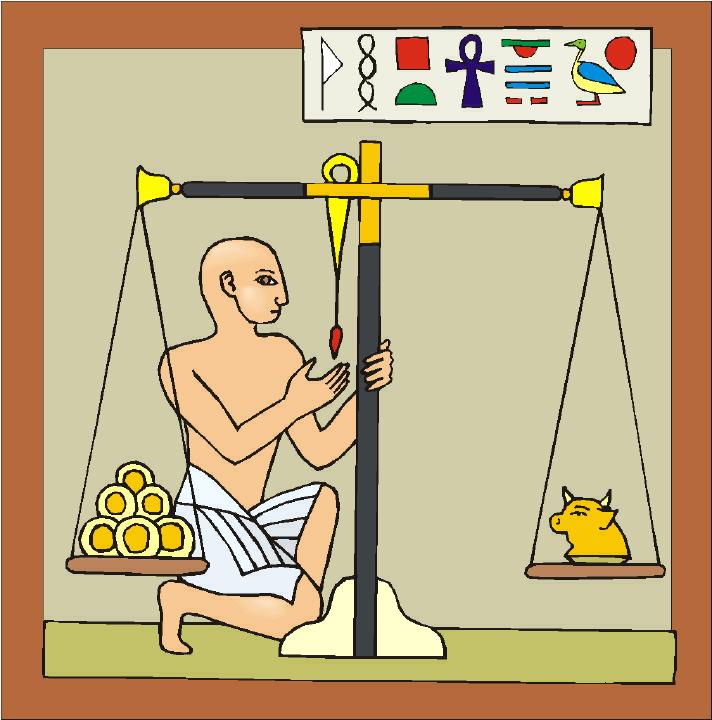 меновая торговля в египте