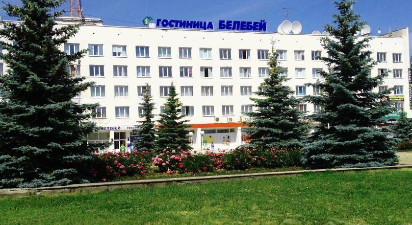 гостиница белебей