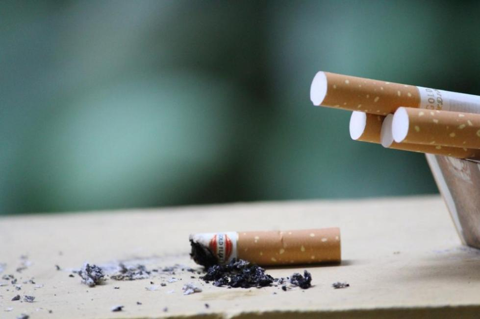 раздражение и отказ от курения