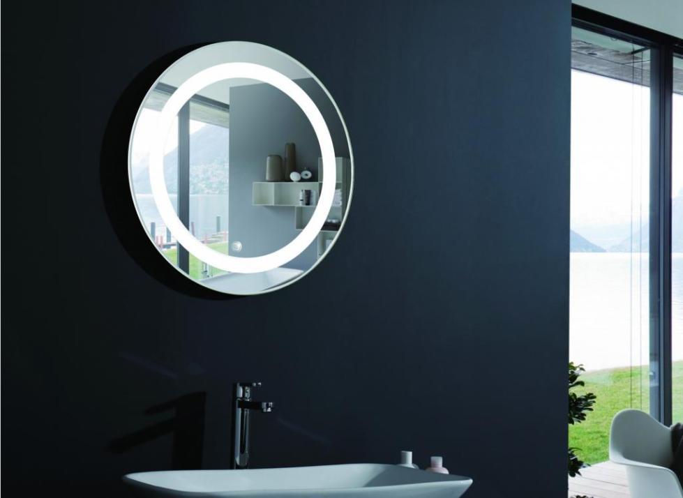 Зеркало с внутренней светодиодной подсветкой