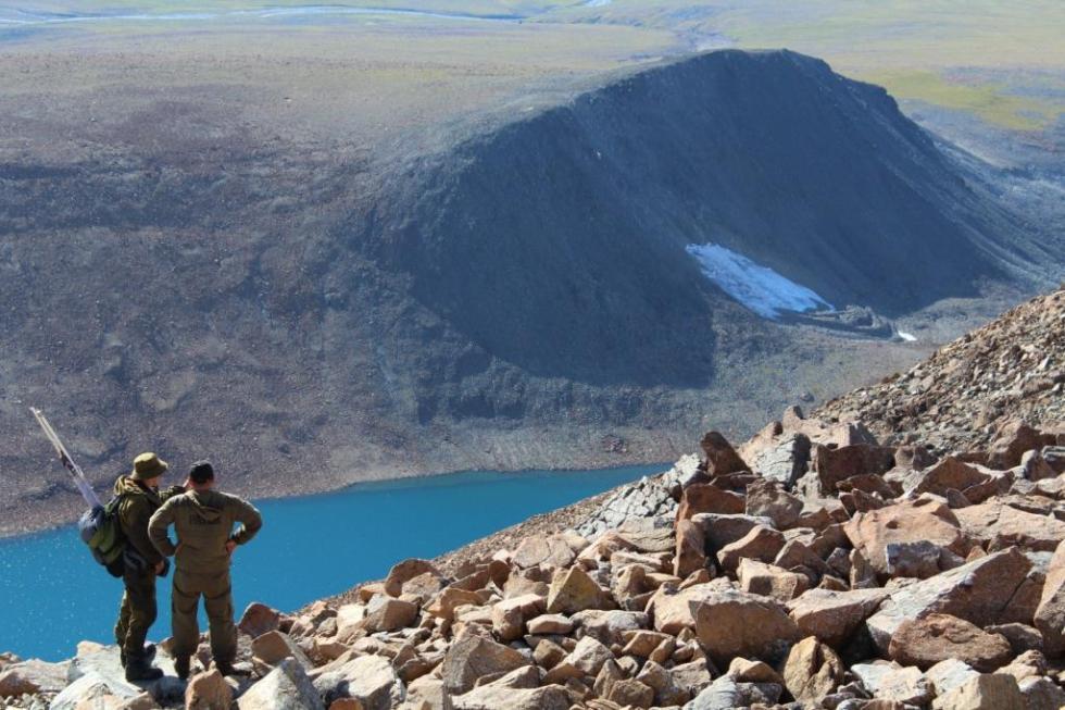 гора пайер фото