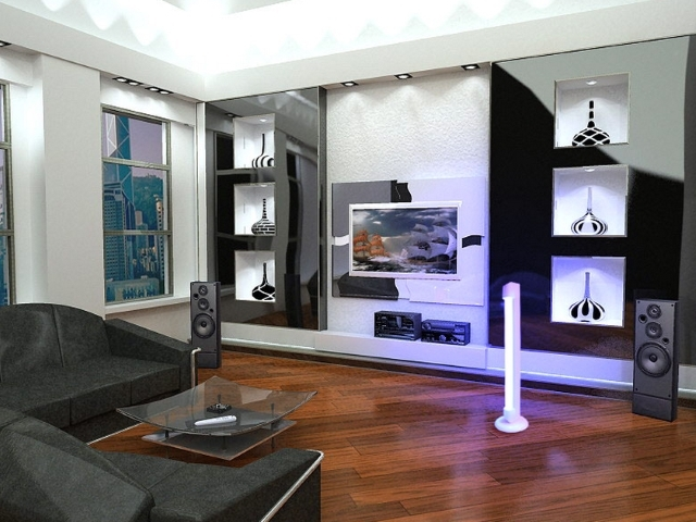 Ультрафиолетовая лампа дома