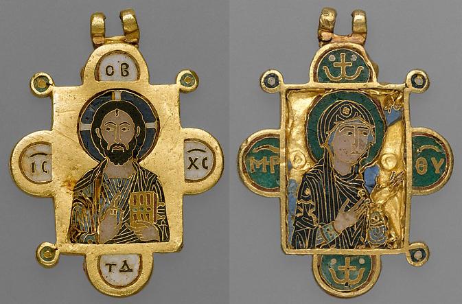 Энколпион из Константинополя