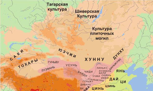 тагарская культура история