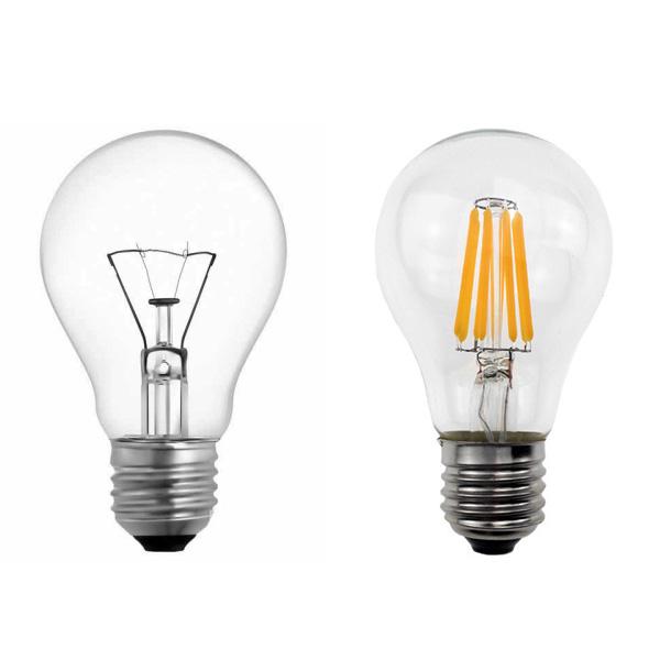 сравнение галогеновых и светодиодных ламп