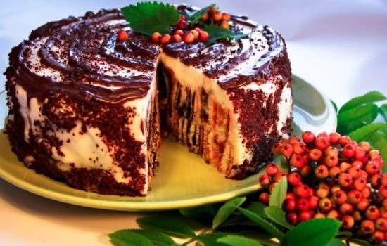 Урашенный пирог
