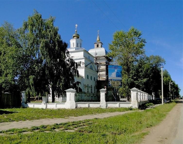 Церковь в Косе