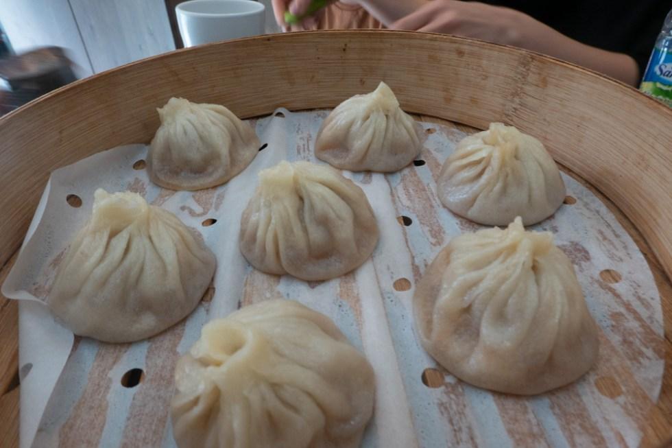корейские пирожки с капустой на пару
