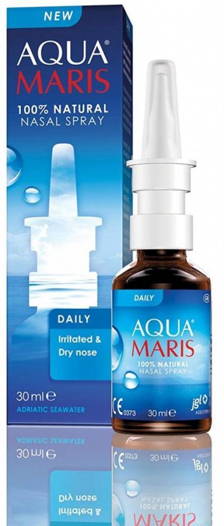 аквамарис для носа