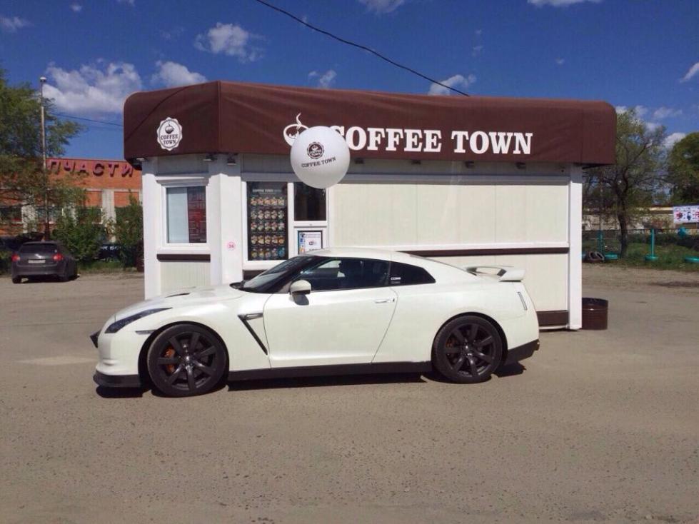 кофе таун хабаровск