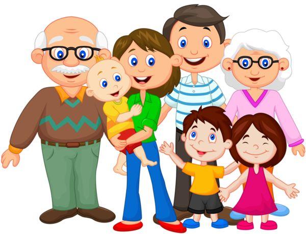 тест моя семья