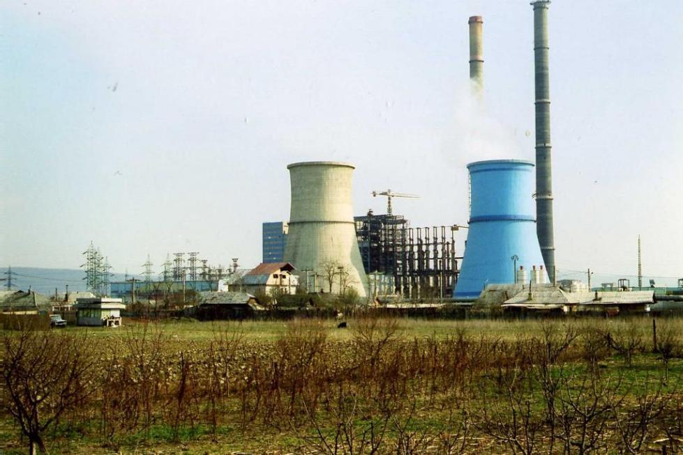 Промышленность Румынии