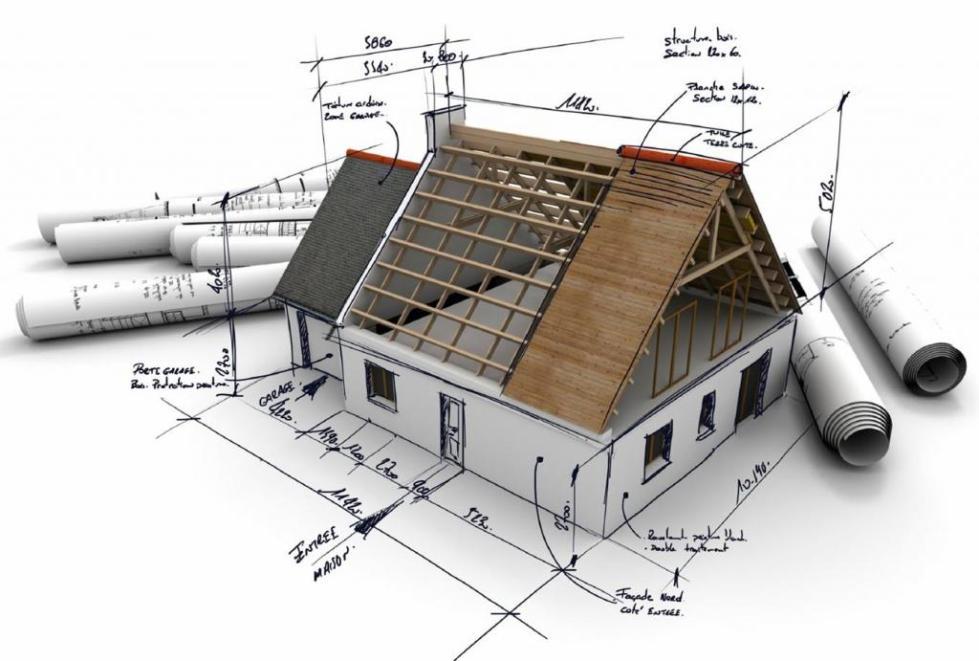 правила планировки дома