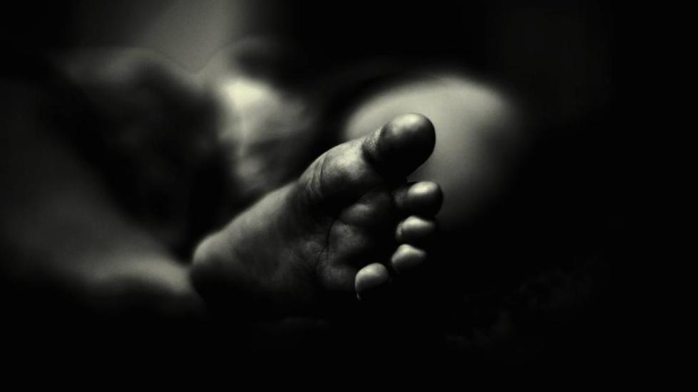 Детская ножка