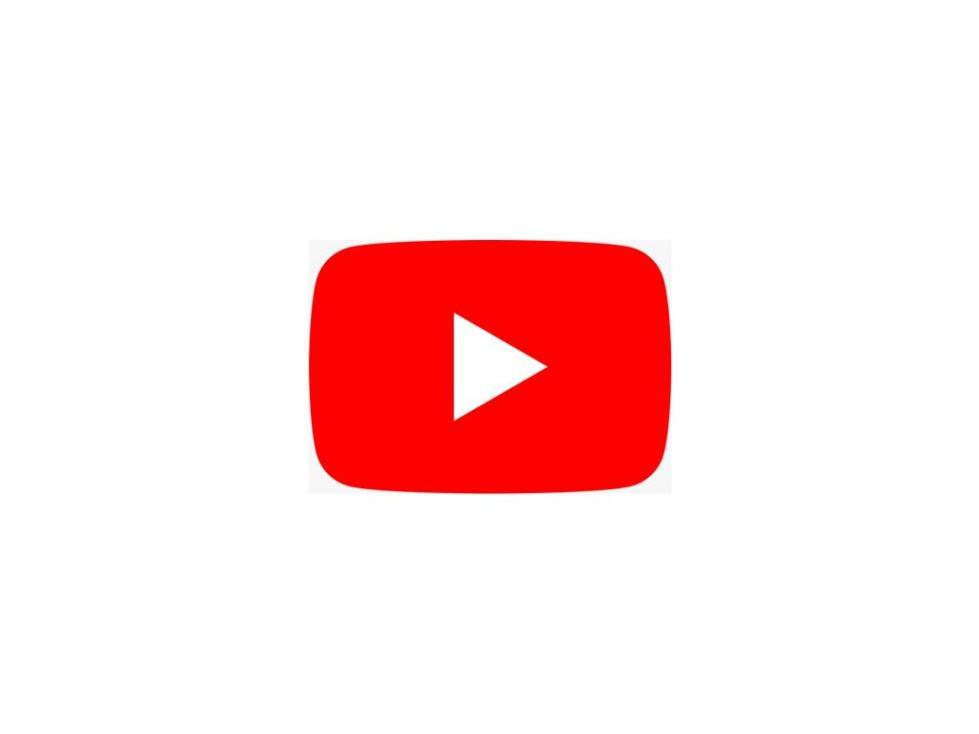 Логотип ютуба.