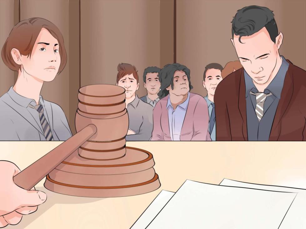 Картинка из суда