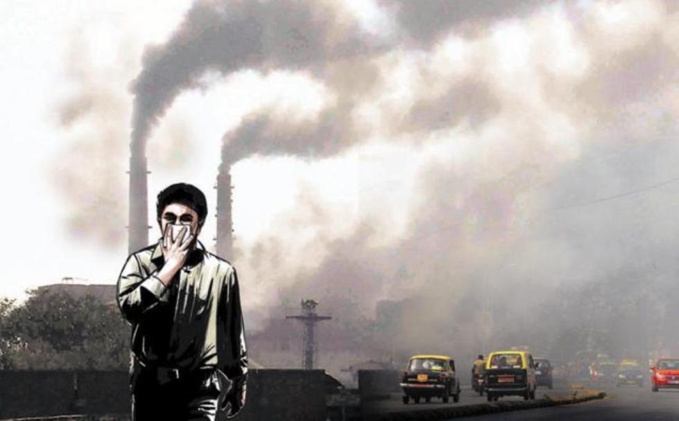 экологические последствия загрязнения атмосферы